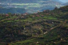 Montañas de Rhodope, Bulgaria Imagen de archivo libre de regalías
