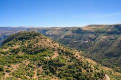 Montañas de Simien en Etiopía Fotografía de archivo libre de regalías
