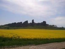 Montañas de Stonehenge Fotos de archivo