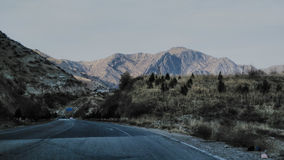 Montañas de Tadzhikistan Imagen de archivo