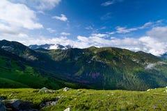 Montañas de Tatra. Fotos de archivo