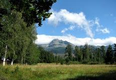 Montañas de Tatra Fotografía de archivo
