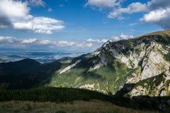 Montañas de Tatra Imagen de archivo