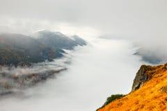 Montañas de Tatra, Polonia Imagenes de archivo