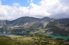 Montañas de Tatras (Polonia) Fotos de archivo libres de regalías