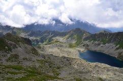 Montañas de Tatras (Polonia) Imágenes de archivo libres de regalías