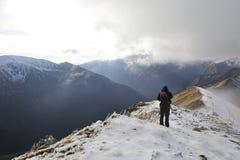 Montañas de Tatry Fotografía de archivo libre de regalías