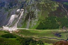 Montañas de Wicklow Imagen de archivo libre de regalías