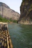 Montañas de Wuyi Imagen de archivo