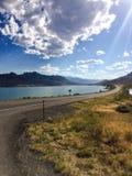Montañas de Wyoming Foto de archivo libre de regalías