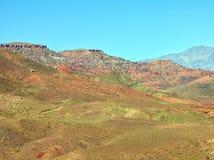 Montañas del atlas, Marruecos foto de archivo libre de regalías
