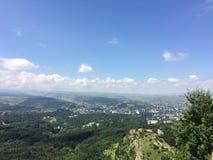 Montañas del Cáucaso Imagenes de archivo