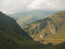 Montañas del Cáucaso Foto de archivo libre de regalías