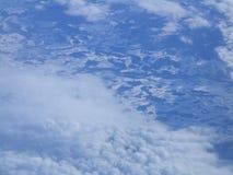 Montañas del cielo 2 fotos de archivo libres de regalías