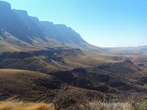 Montañas del dragón Fotos de archivo libres de regalías