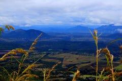 Montañas del este de Zimbabwe imagenes de archivo