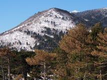 Montañas del Ida Imágenes de archivo libres de regalías