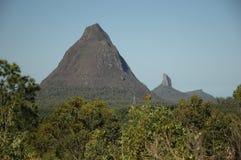 Montañas del invernadero Imágenes de archivo libres de regalías