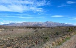 Montañas del Karoo imágenes de archivo libres de regalías