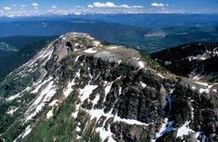 Montañas del trofeo imagen de archivo libre de regalías