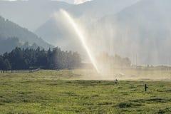 Montañas del Tyrol del sur Imagen de archivo libre de regalías