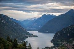 Montañas del Tyrol del sur Imagen de archivo