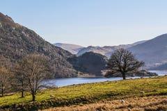 Montañas en Ambelside Cumbria Fotos de archivo