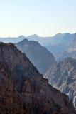 Montañas en Arizona Imagen de archivo libre de regalías