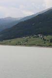 Montañas en Austria, año 2009 Imágenes de archivo libres de regalías
