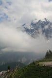 Montañas en Austria, año 2009 Fotos de archivo