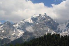 Montañas en Austria, año 2009 Imagen de archivo