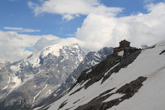 Montañas en Austria, año 2009 Foto de archivo
