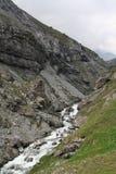 Montañas en Austria, año 2009 Imagen de archivo libre de regalías