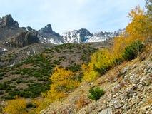 Montañas en el lago Baikal Fotografía de archivo libre de regalías