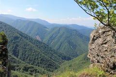 Montañas en Eslovaquia Mala Fatra Poco Fatra Montañas de Cárpatos Foto de archivo