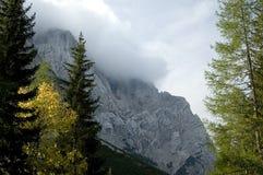 Montañas en Eslovenia Imagen de archivo libre de regalías
