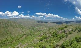 """Montañas en fondo relajante de la naturaleza del †de Macedonia """" Fotos de archivo libres de regalías"""