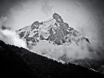 Montañas en Francia foto de archivo