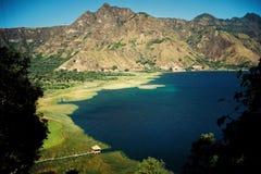 Montañas en Guatemala imagen de archivo libre de regalías