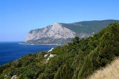 Montañas en la distancia Imagen de archivo libre de regalías