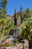 Montañas en la isla de Gran Canaria Imágenes de archivo libres de regalías