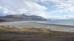 Montañas en la isla del antílope Imagenes de archivo