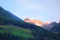 Montañas en otoño Fotografía de archivo libre de regalías