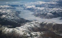 Montañas en Washington Imagen de archivo libre de regalías