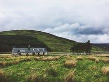 Montañas escocesas Foto de archivo libre de regalías