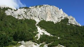 Montañas eslovenas fotografía de archivo libre de regalías