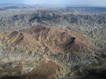 Montañas estériles Afganistán Foto de archivo libre de regalías