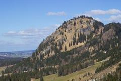 Montañas europeas, montaña fotografía de archivo