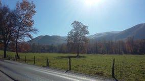 montañas hermosas Fotografía de archivo libre de regalías