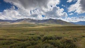 montañas hermosas Foto de archivo libre de regalías